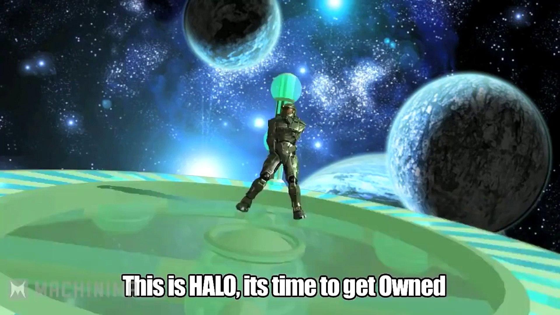 TeamHeadKick Music Videos - Halo 4 Spartan Style Gangnam Style Parody (Music Video)