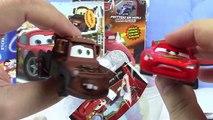 Şimşek McQueen Oyun Hamuru DEV Sürpriz Yumurta Açma Oyuncak Arabalar