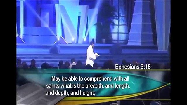 Pastor Chris Oyakhilome 2016 Strengthened By The Holy Spirit Pastor Chris Teaching
