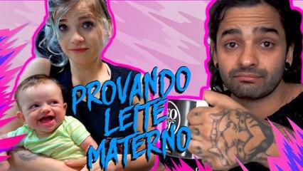 DESAFIO DO LEITE MATERNO   KAREN JONZ E LUCAS SILVEIRA