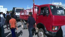 Clashes on Tunisia's Kerkennah island over oil company pay