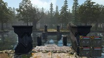 Legend of Grimrock 2 - Forgotten River : Underwater Chest with Gold Key