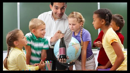 Wine School for 6 Year Olds?!?!?!? - Food Feeder