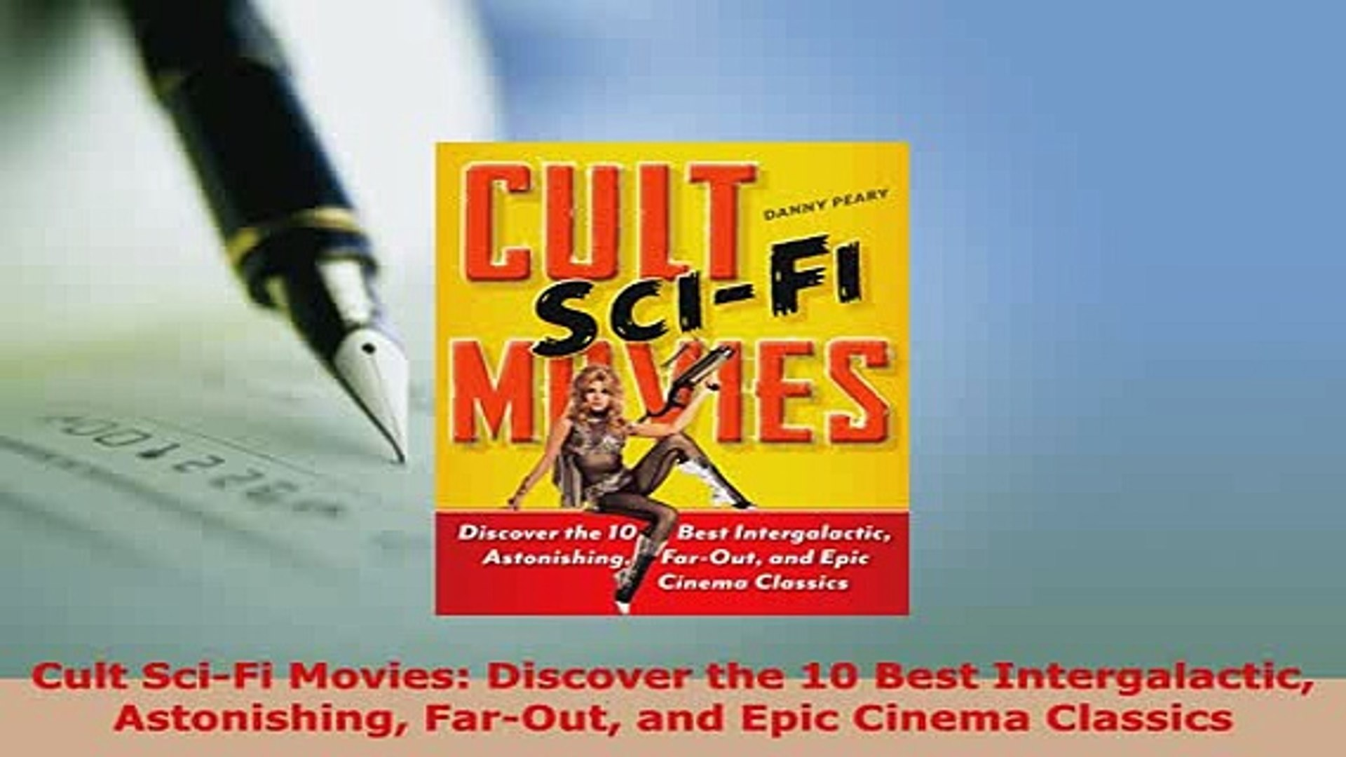 Download  Cult SciFi Movies Discover the 10 Best Intergalactic Astonishing FarOut and Epic Cinema Do
