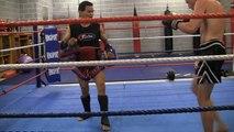 Muay Thai Kick Boxing Dan Cummins