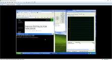 Slowloris ddos attacking tool in Kali Linux : Attacking web