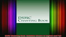 Read  DSMC Chanting Book Buddhist Chants in English and Pali  Full EBook