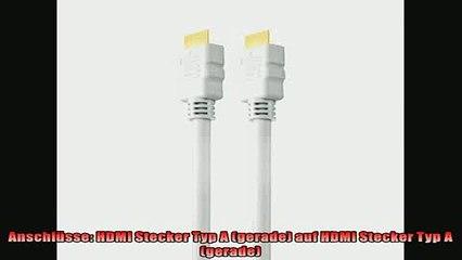 NEUES PRODUKT Zum Kaufen  PerfectHD HDMI Kabel Stecker A Stecker A weiß mit Ethernet  20 Meter  7 Stück