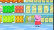 Peppa pig Castellano Temporada 1x49 Nos Vamos a la Compra|♥Peppa pig cartoon and Peppa pig videos♥