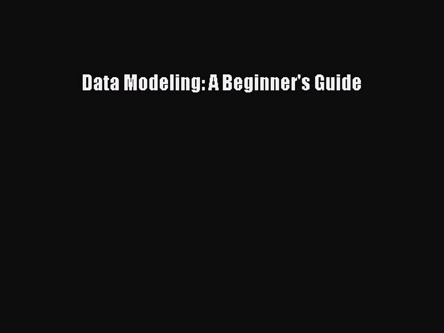 What is Database Design?
