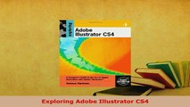 PDF  Exploring Adobe Illustrator CS4 Download Full Ebook