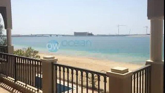 Medditerranian Gallery View 6BR Signature Villa High Number Palm Jumeirah