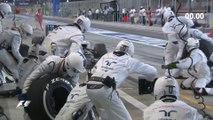 Le plein et les 4 roues en 2,3 secondes en Formule 1 au grand prix de Bahrein - Record battu