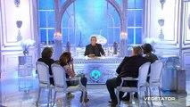 EXCLU AVANT-PREMIERE: Nabilla taquine Aymeric Caron après une question de Thierry Ardisson sur ... le shampoing!