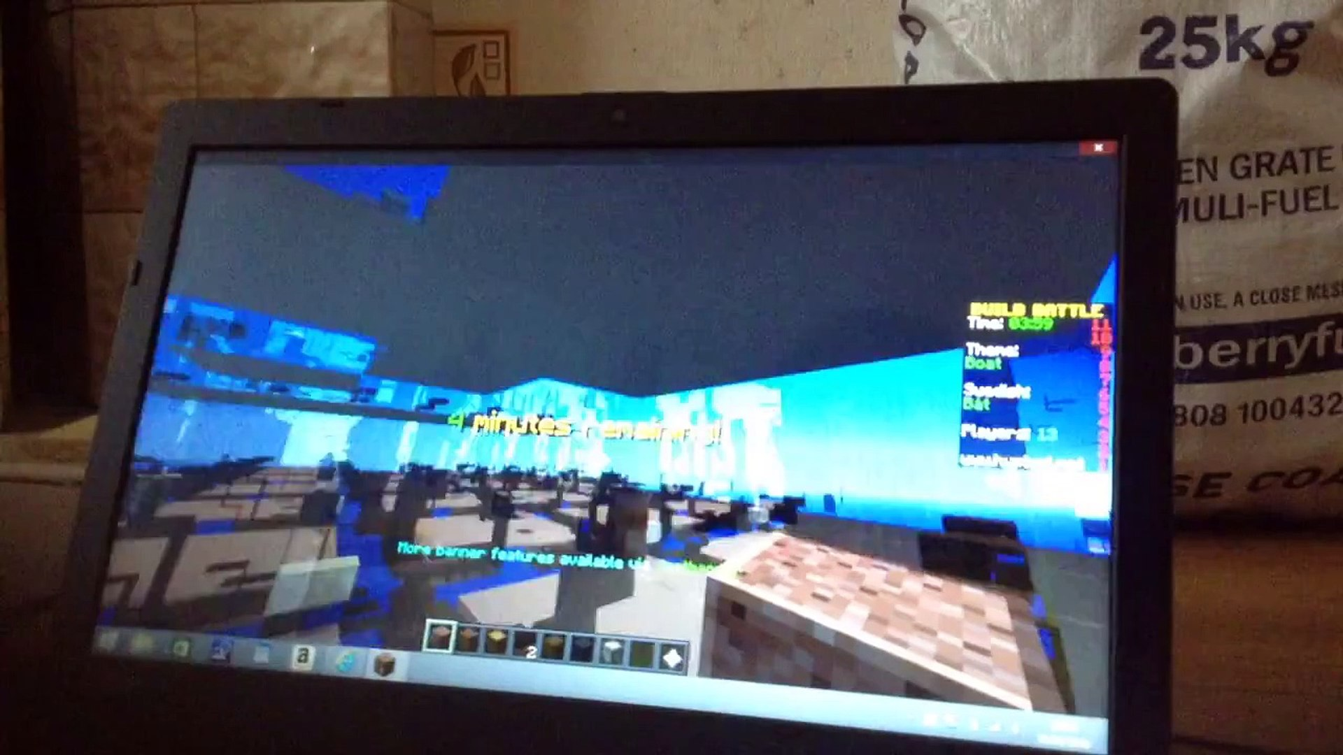 glitches in minecraft