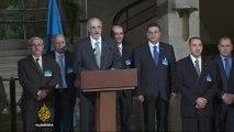 Fresh fighting in Syria threatens Geneva talks