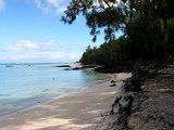 Beach Ile aux Cerfs