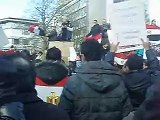 30.01.2011 - Demonstrations in front of ICJ, Den Haag, the Netherlands (2)