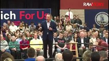 John Kasich: Women 'left their kitchens to campaign for me