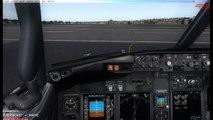 HD - FSX - PMDG 777X Arrival at KMIA (Read Description