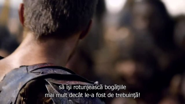 Epic Speech of Spartacus Part II - Spartacus 3x10 Victory - Full HD