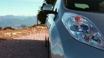 2016 Nissan LEAF EV 30 Interior, Exterior and Drive