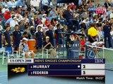 US Open 2008 Final - Andy Murray vs Roger Federer