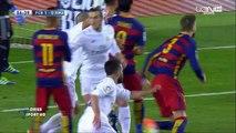 اهداف مباراة ريال مدريد وبرشلونة 2-1 (شاشة كاملة) تعليق فهد العتيبي + رؤوف خليف + على محمد على