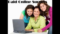 How to Make Money Online Fast |  Earn Money Online Jobs From Home Get Paid to Take Surveys