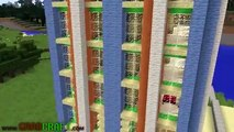 Minecraft How To Make A Chandelier For Your Castle Or