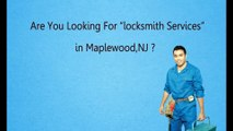 Locksmith Maplewood NJ | Call (862) 277-1025