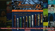 FREE PDF  Fountain Pens Past  Present Identification and Value Guide 2nd Edition READ ONLINE