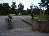 precision jump parkour free running