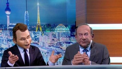 La semaine des Guignols du 11/04 - CANAL+