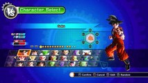 DRAGON BALL XENOVERSE (duels) Beerus and Whis vs Goku and Kid buu