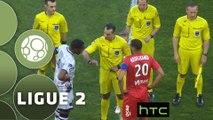 Valenciennes FC - Clermont Foot (1-2)  - Résumé - (VAFC-CF63) / 2015-16