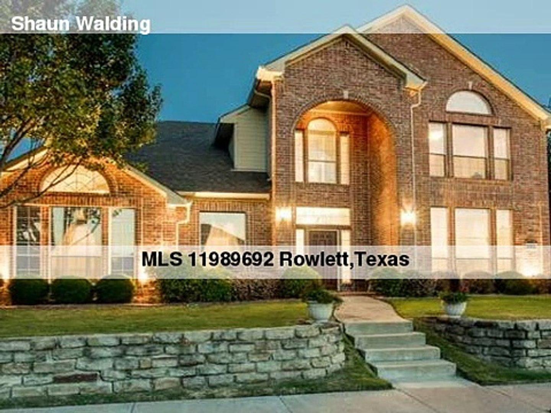 2402 Balsam Rowlett Texas