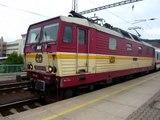 371.001 Lucka s EC 175 Jan Jesenius - Děčín hlavní nádraží