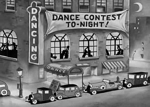 The Dance Contest