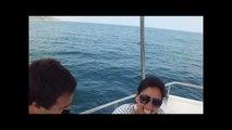 Avistamiento de  Ballenas en Punta Sal Tumbes  Perú Paseo costero Punta Sal club Hotel