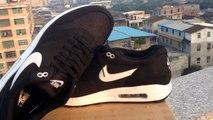 Cheap Nike Air Max Shoes,cheap Nike Shoes Online, black white nike air max 87 running shoes