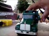 Fast Lane 1:43 scale Recycle Toy Truck.