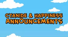 Boss Fight (ft. Justin Roiland) - Cyanide & Happiness Announcements