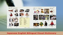 PDF  Japanese English Bilingual Visual Dictionary Download Online