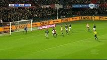 Tonny Vilhena Goal HD - Feyenoord 1-1 Groningen - 16-04-2016
