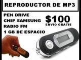 """JuztMP3"" VENTA DE REPRODUCTORES DE MP3"