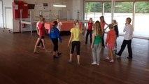 Herfstkamp Sportdienst Koksijde. Groep: 3e - 4e leerjaar. Dans: Charlotte Liefooghe