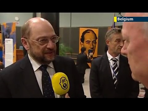 Jewish News One – Holocaust Remembrance Day – European Parliament – 2013