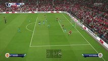 My Fifa16 Goals + Fails!! Bicycle Kicks, Compilation Goal + more!