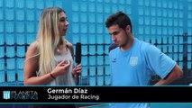 Planeta Racing TV:  Entrevista a Germán Díaz.